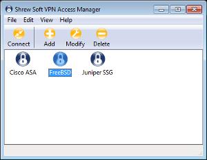 A good free proxy server